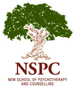 New School of Psychotherapy and Counselling logo