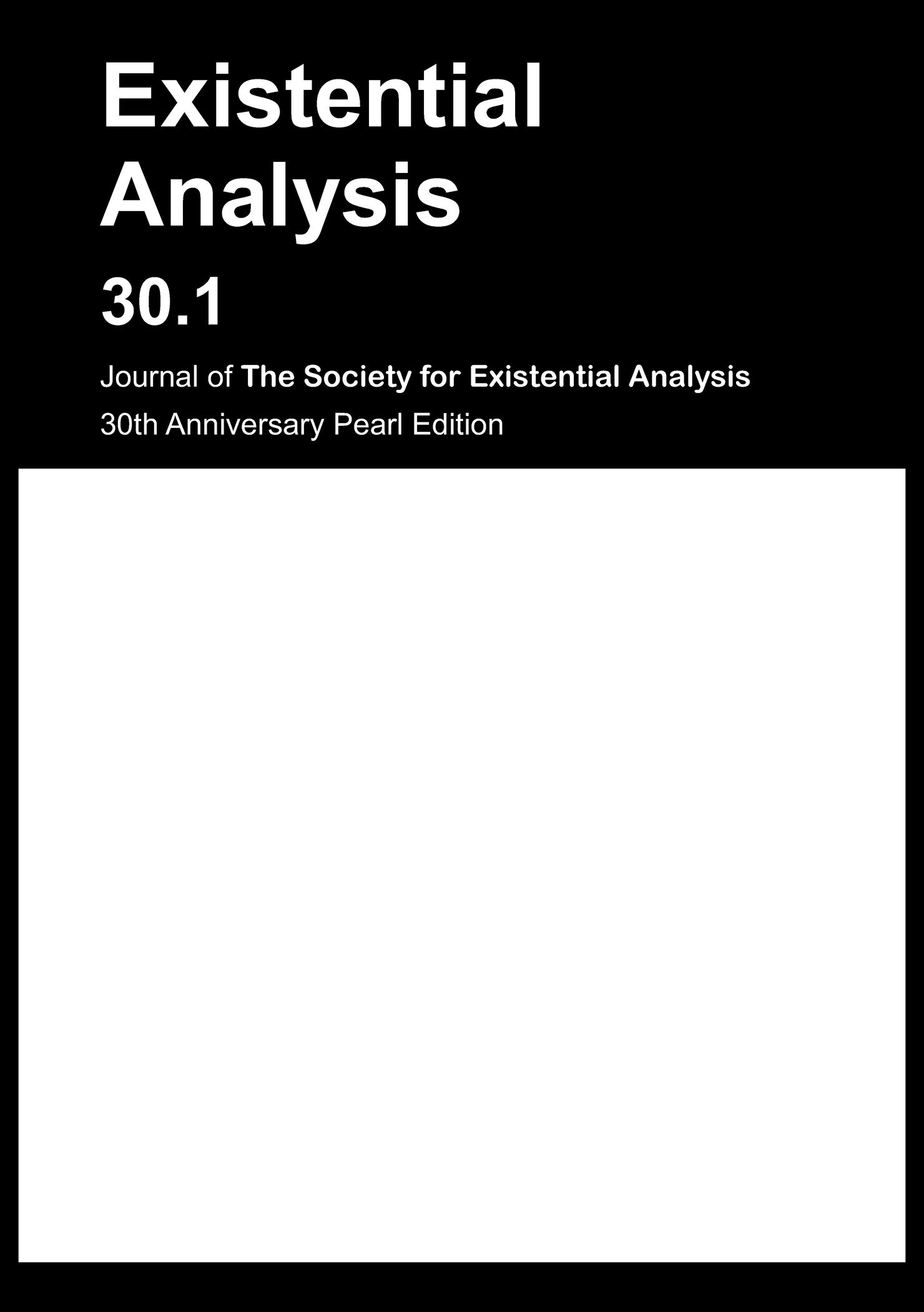 Existential Analysis 7.2 cover